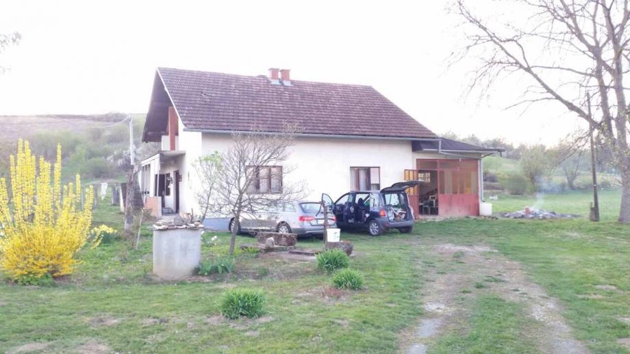 Kuća: Jarek Bisaški, visoka prizemnica, 90 m2 (prodaja)