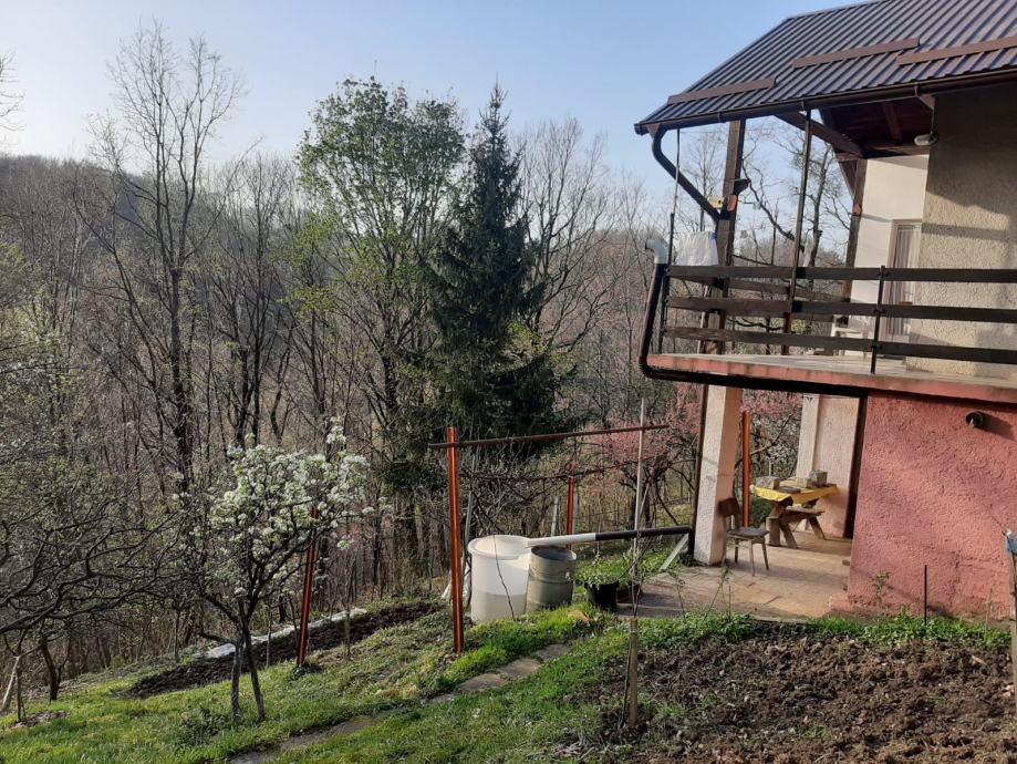 Kuća: Mala Jazbina, prizemnica, 52.00 m2 (prodaja)