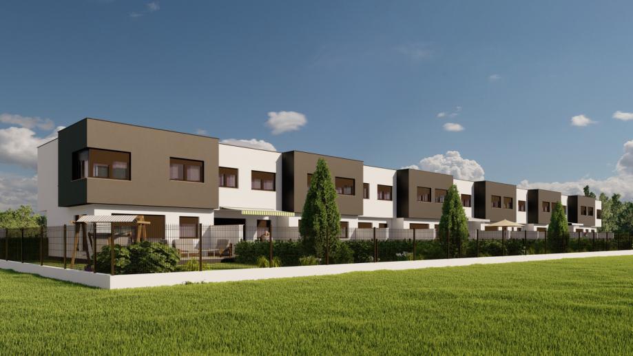 Kuća u nizu, Donja Bistra, 110,46 m2 (prodaja)