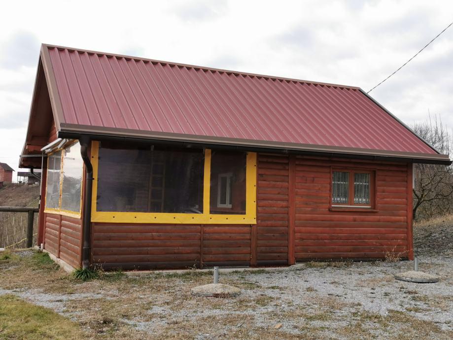 Kuća za odmor Maglenča, Bjelovar