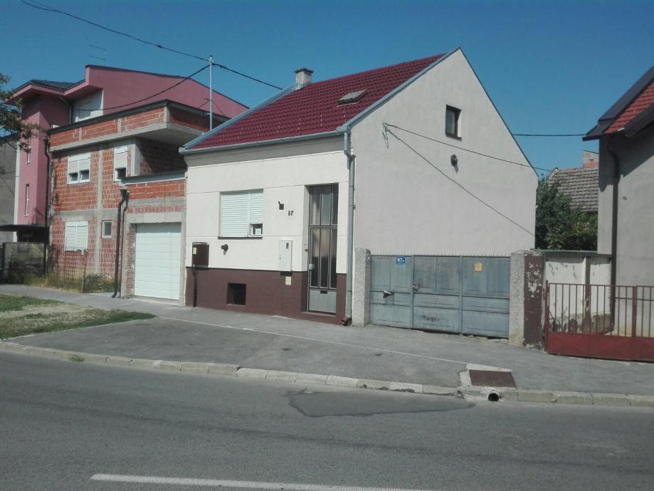 Kuća: Osijek, Crkvena, visoka prizemnica, 75.00 m2 (prodaja)