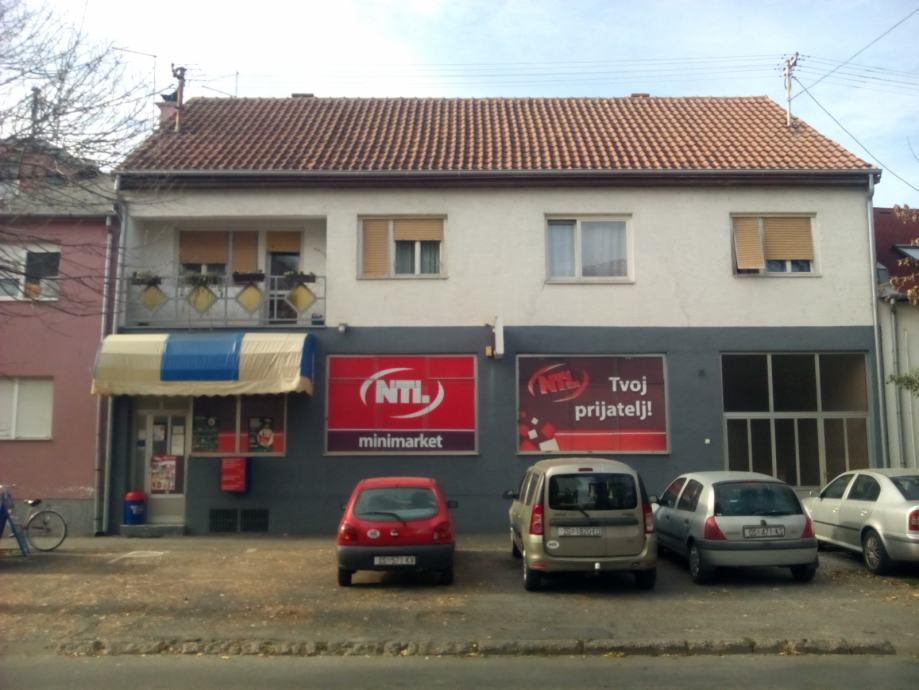 Kuća: Osijek, Rokova, katnica, 280 m2 (prodaja)