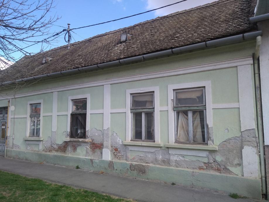 Kuća: Osijek, Dubrovačka, prizemnica, 100 - 349 m2 (prodaja)