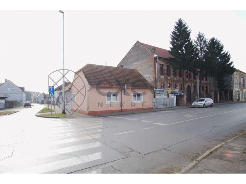 Kuća u centru Čakovca, mogućnost gradnje 4-6 stanova! (prodaja)
