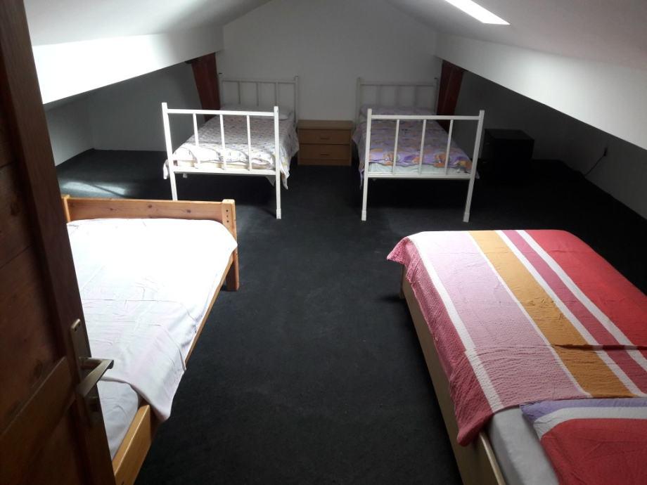 Kuća: Sela, katnica, 50 m2 apartman (iznajmljivanje)