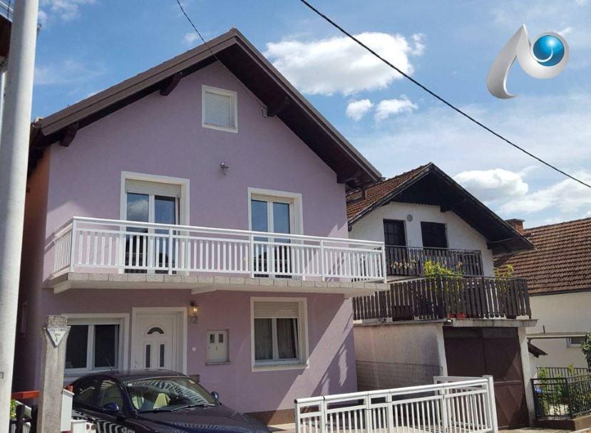 Kuca Zagreb Savica Sanci Kusevacka Ulica Katnica 164 M2
