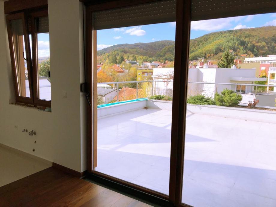 Luksuzan penthouse u PP Medvednica (108 m2), trosoban, novogradnja (prodaja)