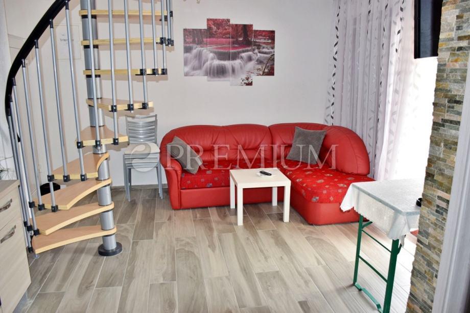 Malinska, prodaja, komforan i funkcionalan apartmana dvije etaže! (prodaja)