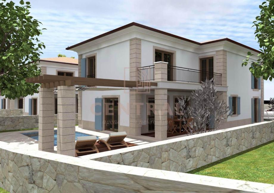Matulji, ekskluzivna kuća s bazenom, 166 m2 i pripadajućom okućnicom o (prodaja)