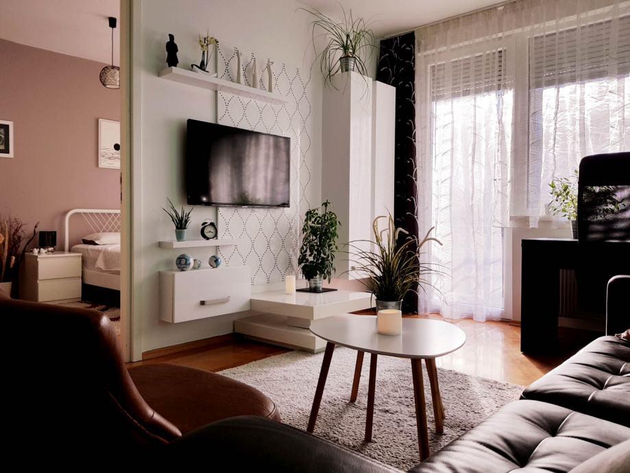 Moderan 2.5-soban stan, novogradnja, 1. kat, 60m2, Trešnjevka, GPM (prodaja)