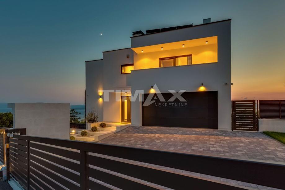 Moderna luksuzna villa: Crikvenica (prodaja)
