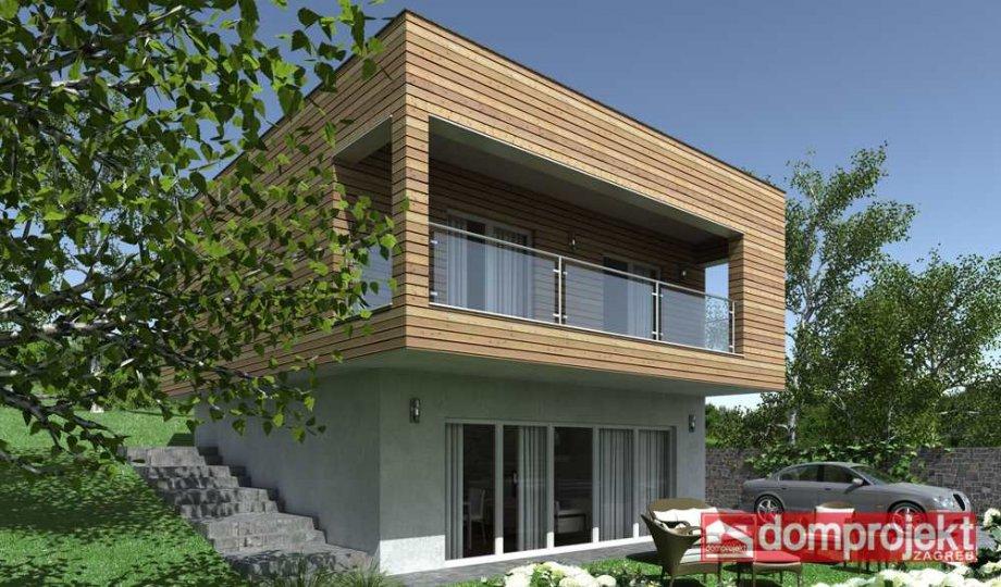 Montažna kuća 139 m2 Lidija