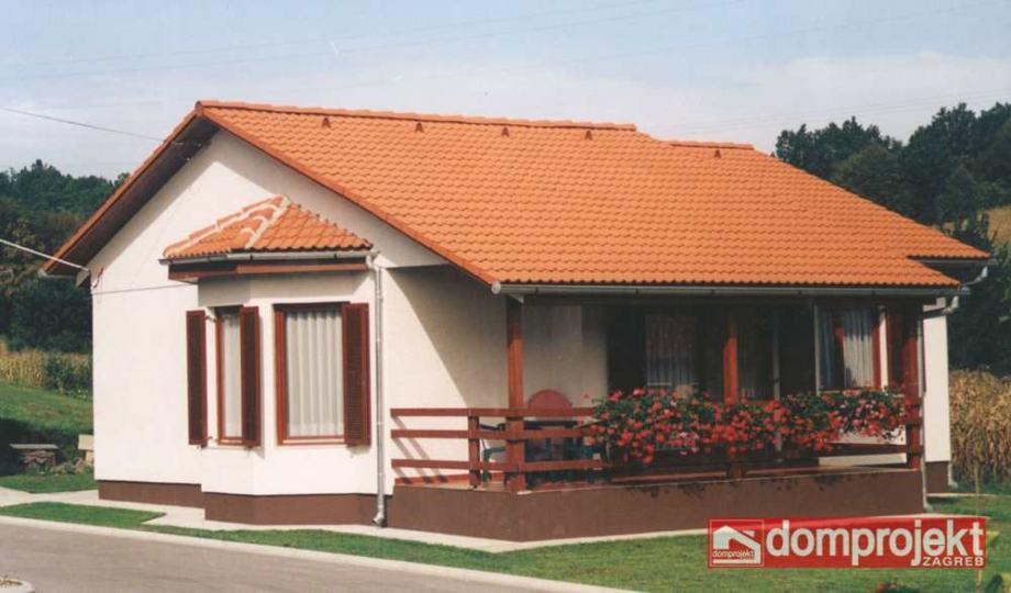 Montažna kuća Sandra 102m2