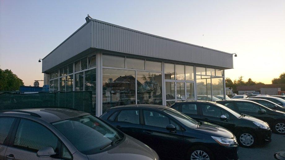 Montažno Poslovni prostor  110 m2 (prodaja)