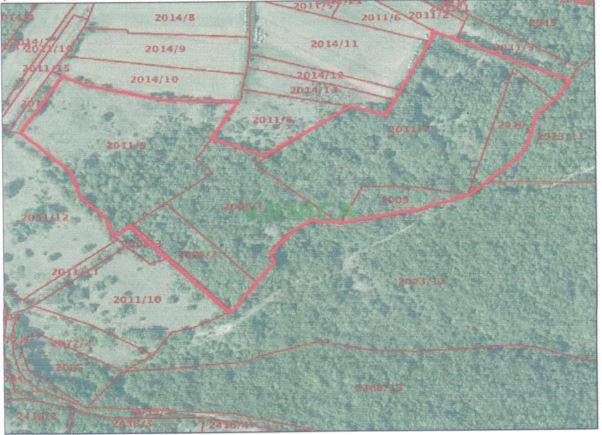 Neobrađeno zemljište, Krnica, 26492 m2