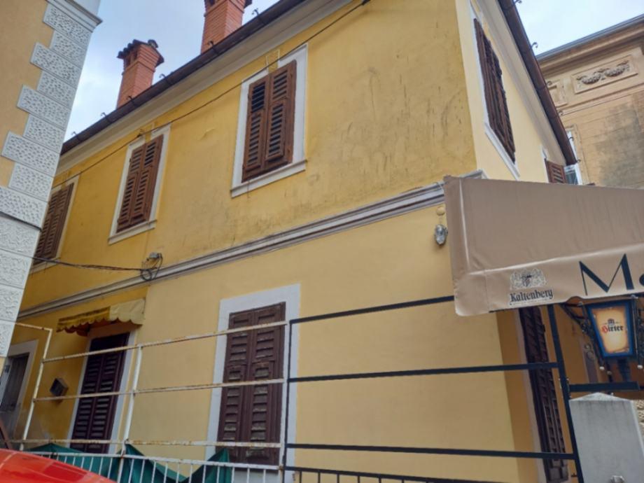 OPATIJA- CENTER- HISTORIC HOUSE (prodaja)