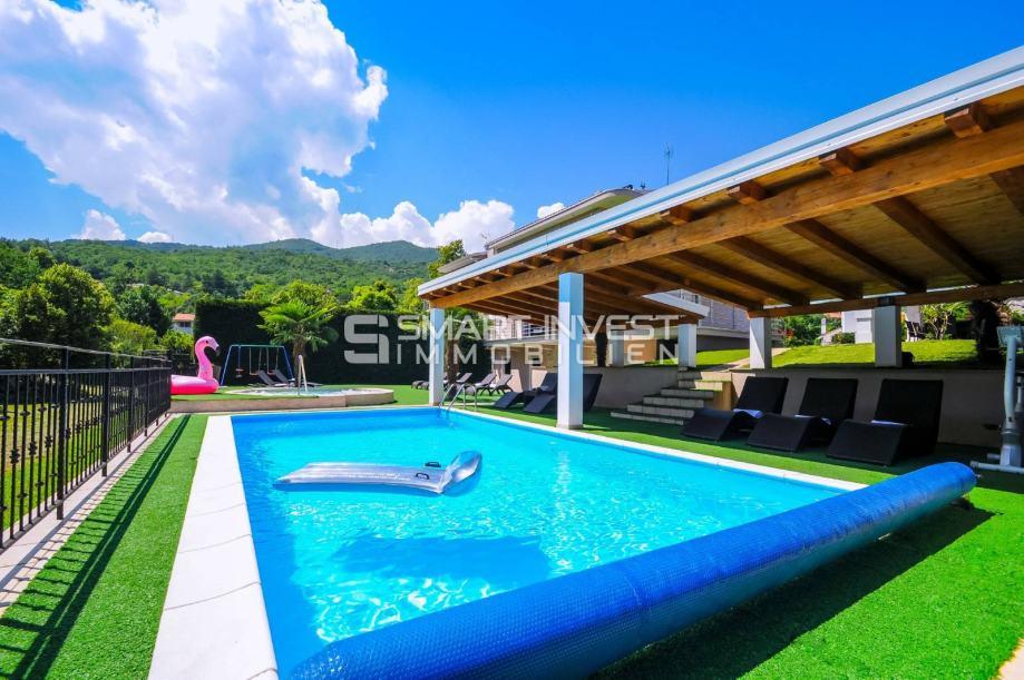 OPATIJA, ekskluzivna villa s bazenom (prodaja)