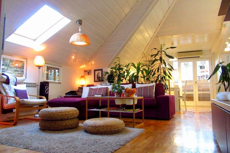PENTHOUSE LOFT (3sob stan s garsonijerom, terasa, zimski vrt) (prodaja)