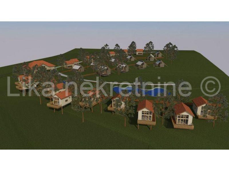 PLITVIČKA JEZERA - Turističko zemljište za Glamping / Camping / Resort