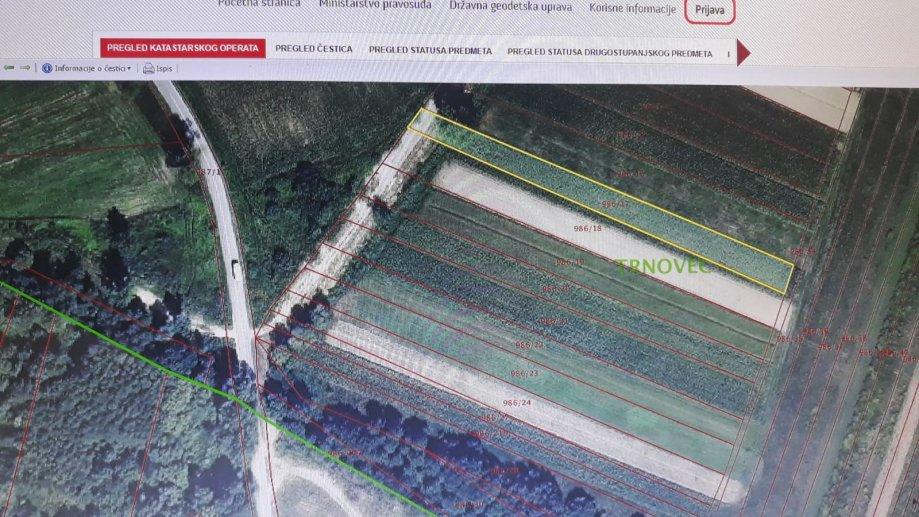 Poljoprivredno zemljište, Bartolovec, 2400 m2