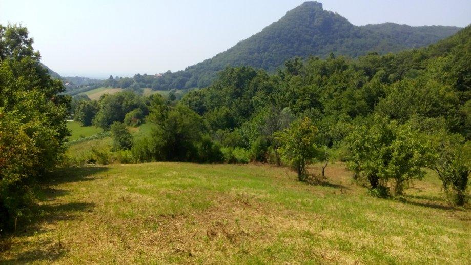 Atraktivno zemljište, Konšćica, 9 100 m2, 26 km od centra Zagreba