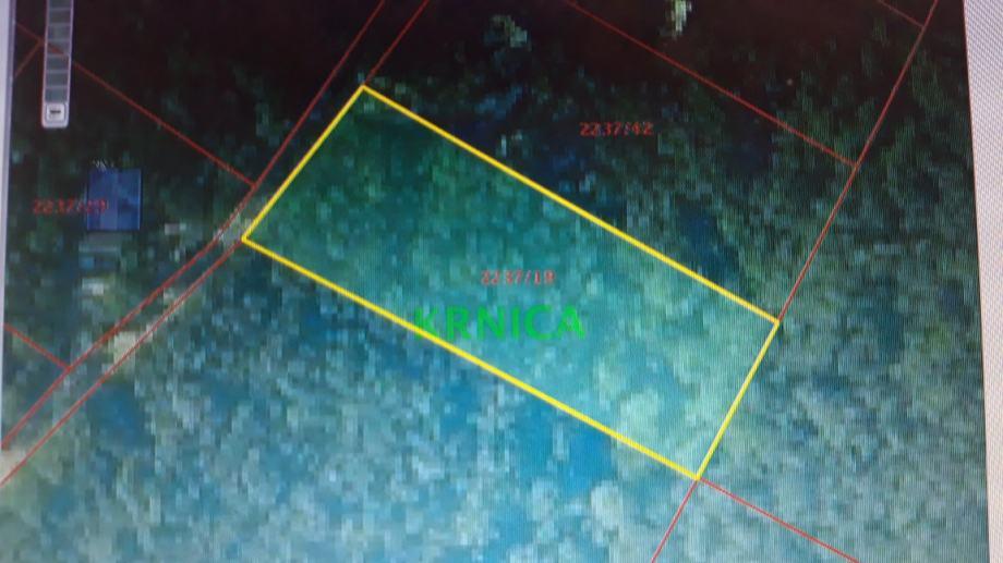 Poljoprivredno zemljište, Krnica, 803 m2,snizena cijena 125.000,00 kn