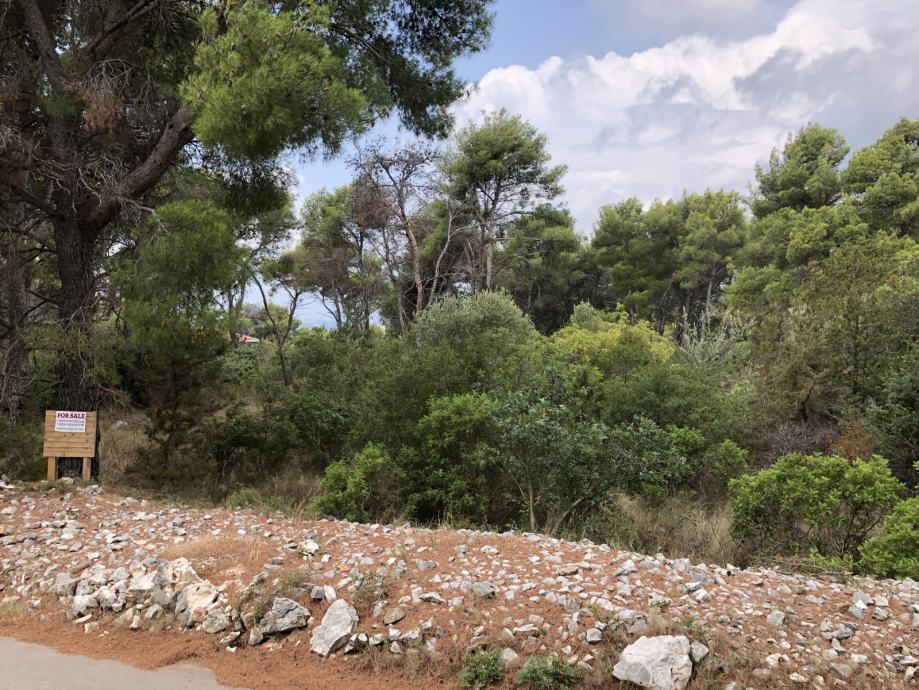 Poljoprivredno zemljište, Okrug Gornji, 748 m2
