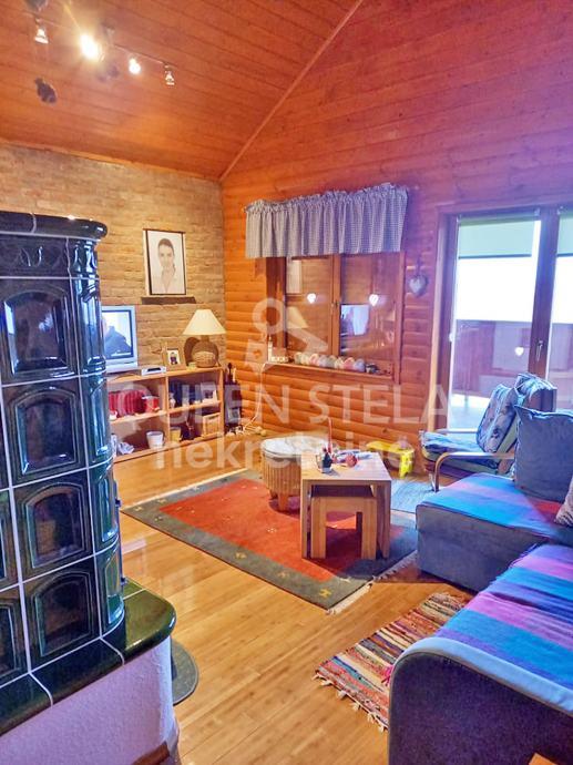 PRODAJA!!! Unikatna drvena kuća, novije gradnje, Vrtlinovec, 99.00 m2 (prodaja)