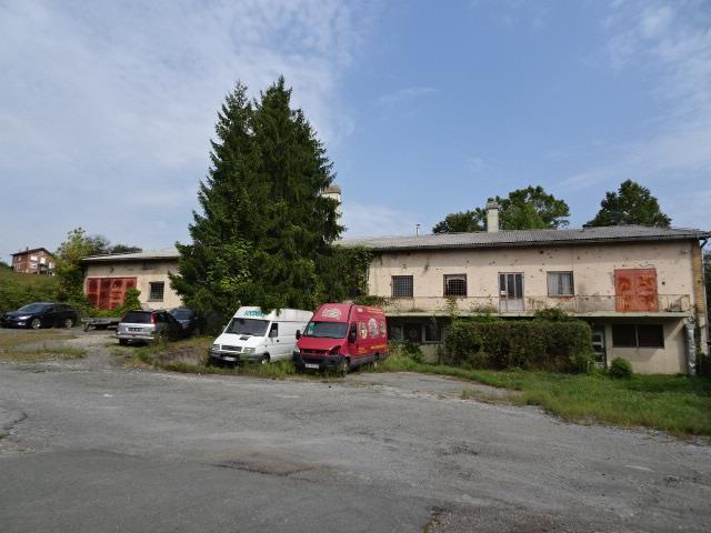 Poslovna zgrada: Pakrac, 997.4 m2 (prodaja)