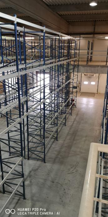 Poslovni prostor: Belica, skladišni/radiona, 1850 m2 (iznajmljivanje)