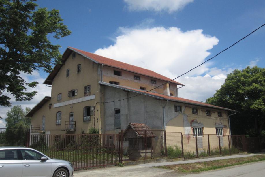Poslovni prostor: Berek, skladišni/radiona, 349,57 m2 (prodaja)