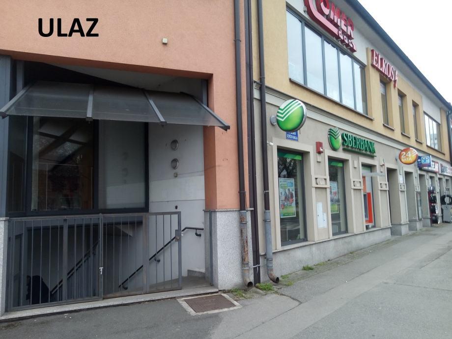 Poslovni prostor: Čakovec, centar, uslužna djelatnost, 110 m2 (iznajmljivanje)