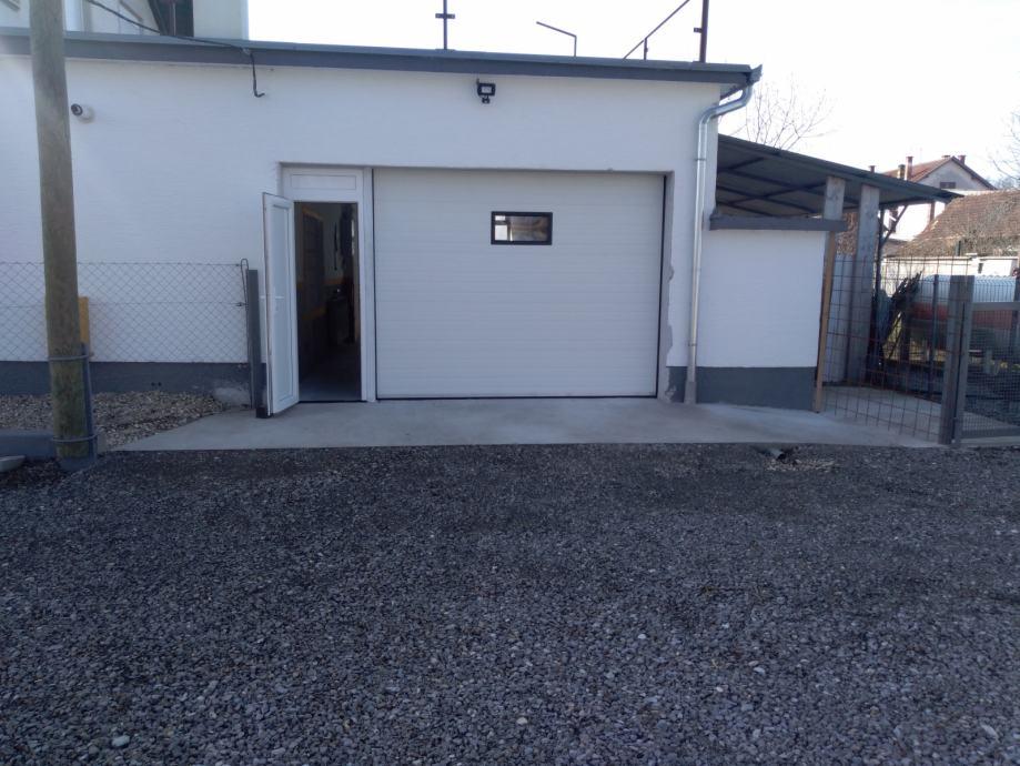 Poslovni prostor: Črnkovec, skladišni/radiona, 50 m2 (iznajmljivanje)