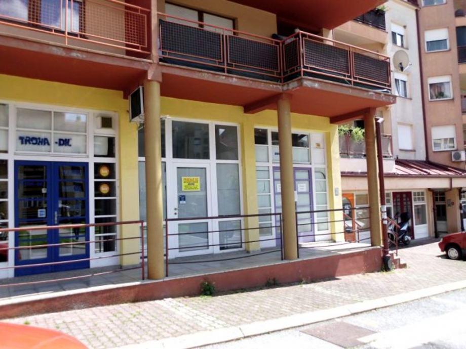 Poslovni prostor: Daruvar, uredski, 82,5 m2 (prodaja)
