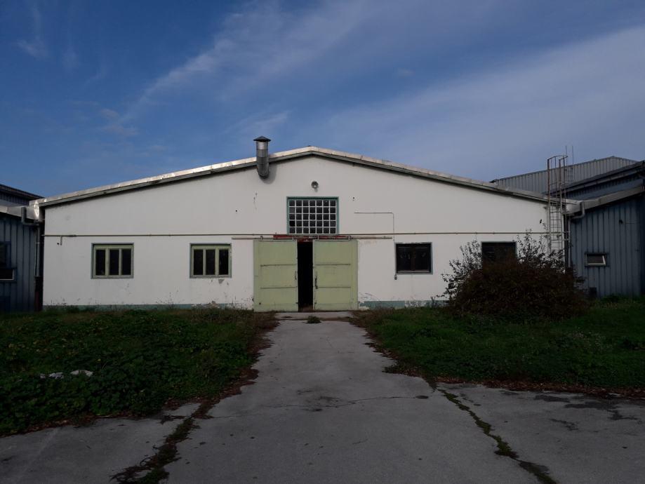 Poslovni prostor: Koprivnica, Danica, 3.699,54 m2 (prodaja)