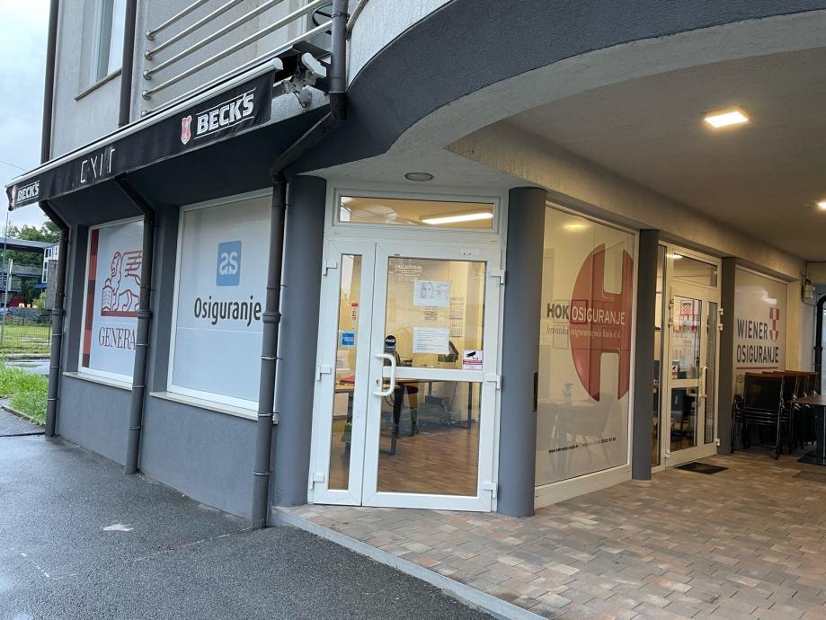 Poslovni prostor: Kutina, ulični lokal, 90 m2 (iznajmljivanje)