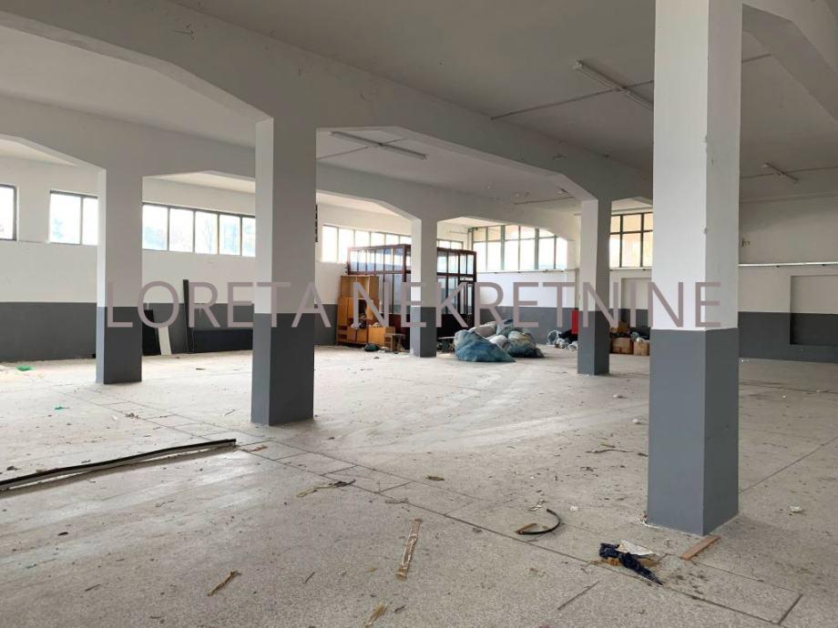 Poslovni prostor: Oroslavje, skladišni/radiona, 1331 m2 + parking (iznajmljivanje)
