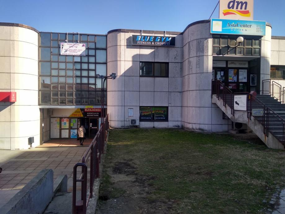 Poslovni prostor: Osijek, Sijenjak, uslužna djelatnost, 82 m2 (prodaja)