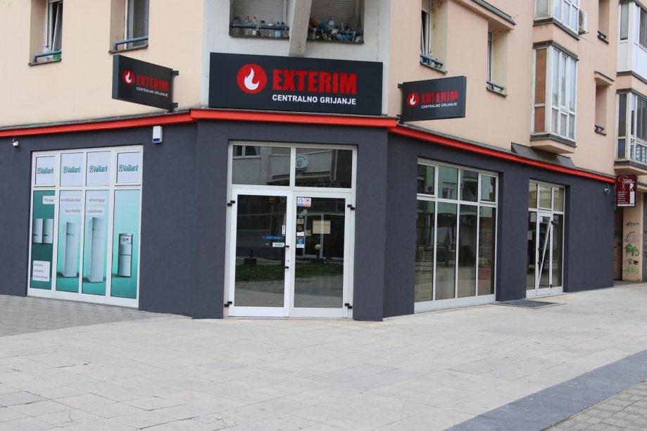 Poslovni prostor: Osijek, uslužna djelatnost, 290 m2 (iznajmljivanje)