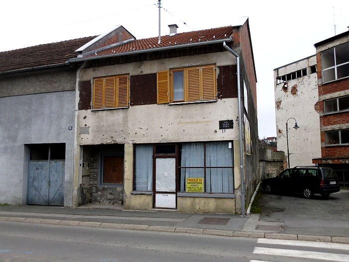 Poslovni prostor: Pakrac, POSLOVNI PROSTOR + STAN na katu, CENTAR! (prodaja)