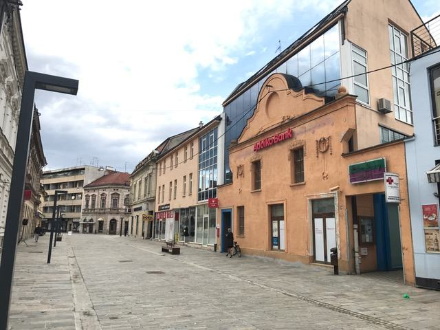 Poslovni prostor: Sisak, ugostiteljski, 70 m2, CENTAR (iznajmljivanje)