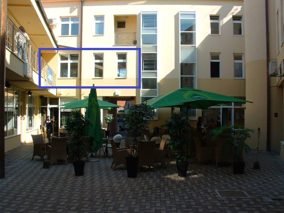 Poslovni prostor: Sisak, uslužna djelatnost, 130 m2 (iznajmljivanje)