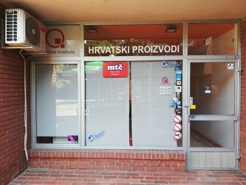 POVOLJNO!!! Poslovni prostor: Slavonski Brod, ulični lokal, 54 m2 (prodaja)