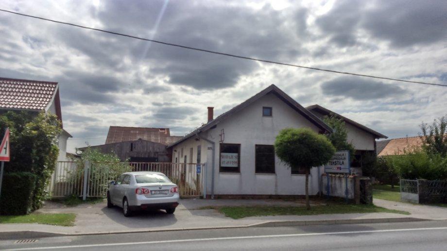 Poslovni prostor: Sračinec, 86.26 m2 (prodaja)