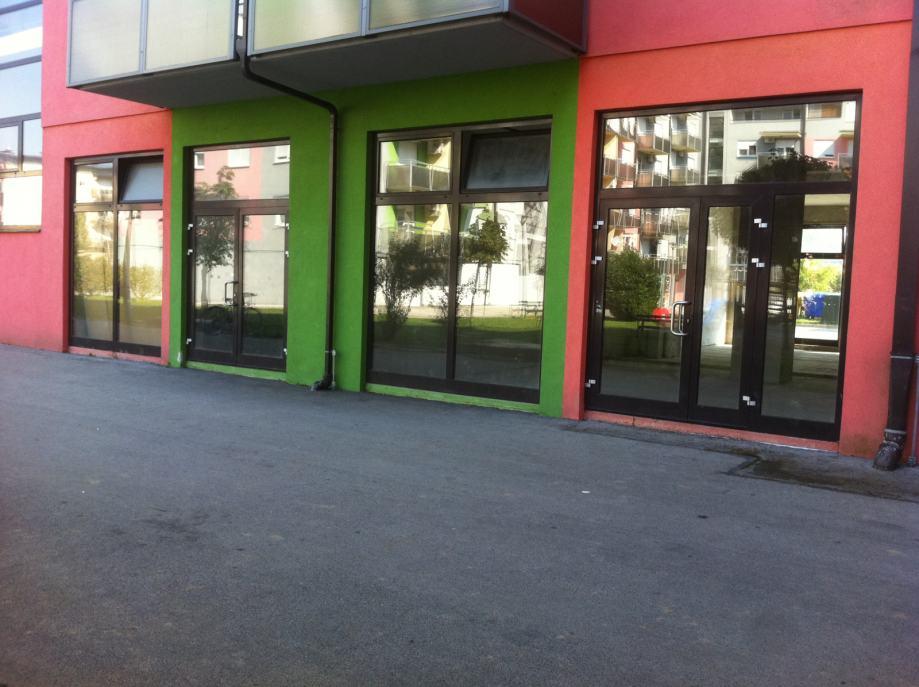Poslovni prostor: Varaždin, ulični lokal, 115,1 m2 (iznajmljivanje)