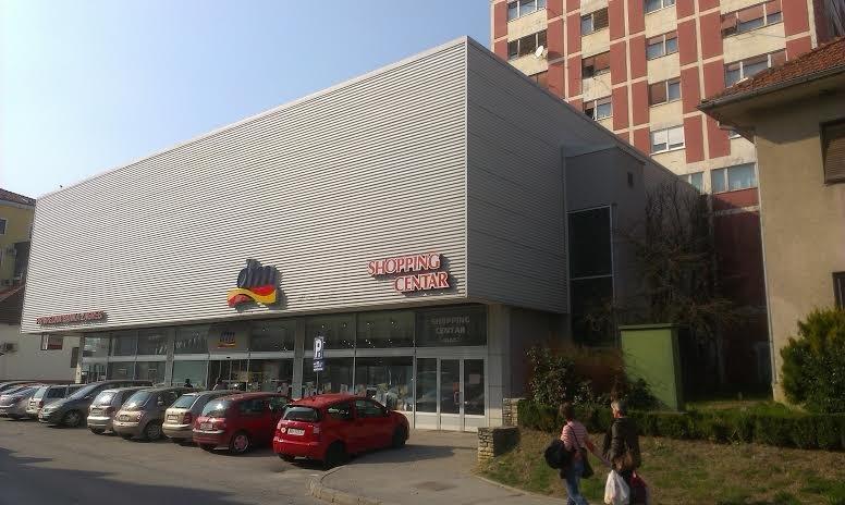Poslovni prostor: Zabok, trgovina, 750 m2 (iznajmljivanje)