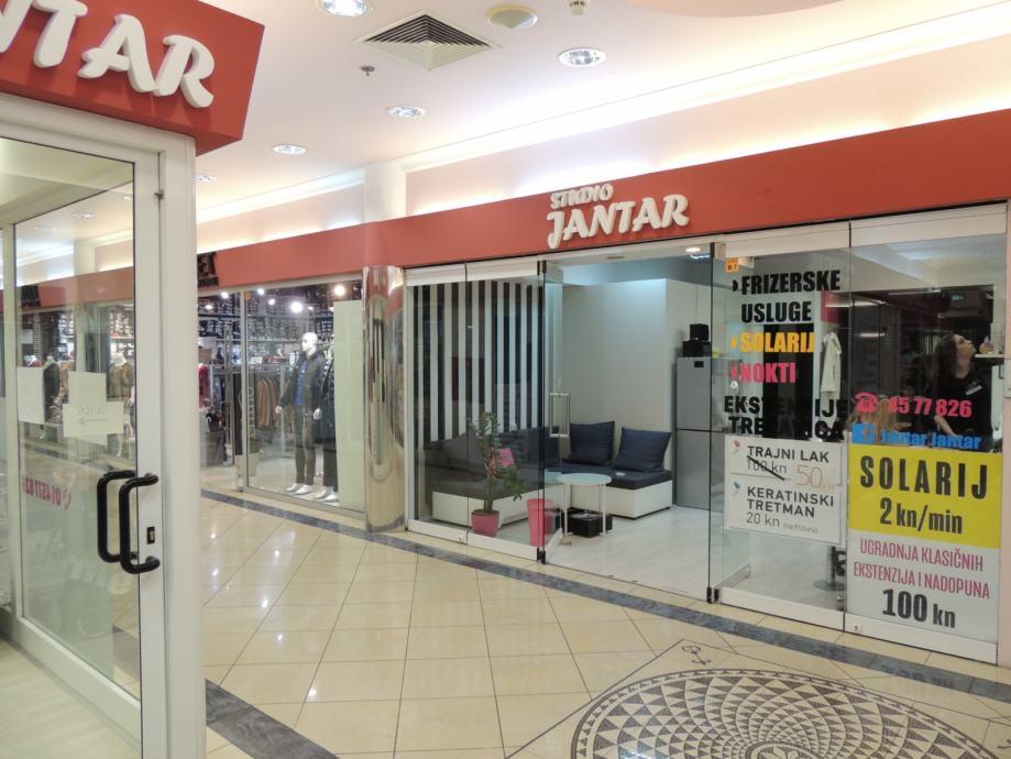 Poslovni prostor: Zagreb (Importanne Centar), trgovina, 36,5 m2, (prodaja)