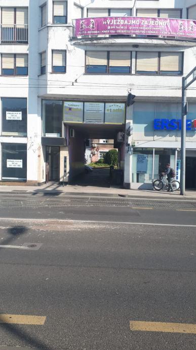 Poslovni prostor: Zagreb (Maksimir), uredski, 35 m2 (iznajmljivanje)