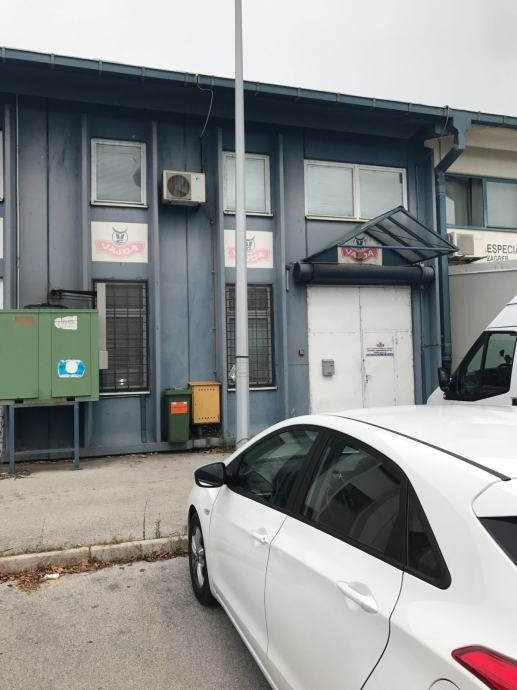 Poslovni Prostor Zagreb Savica Sanci Skladiste Sa Hladnjacama
