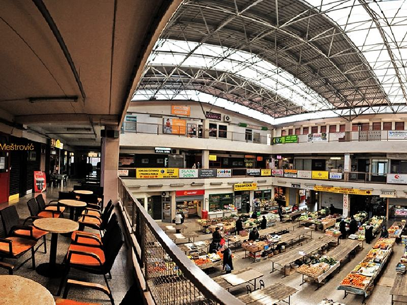 Zagreb Tržnica,Tržni centar Savica,Iznajmljujem poslovni prostor 24m2 (iznajmljivanje)